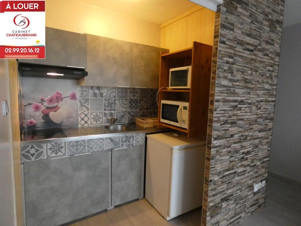 Appartement Dinard 1 pièce(s) 25 m2