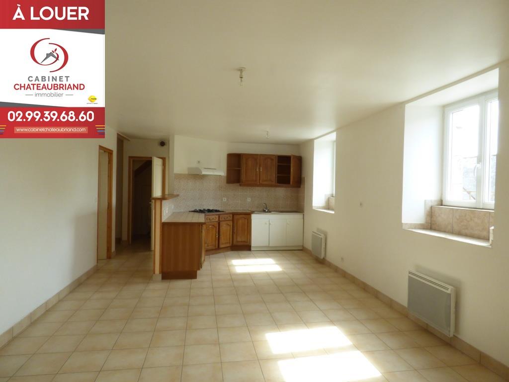 Appartement Chauvigne 3 pièce(s) 60 m2