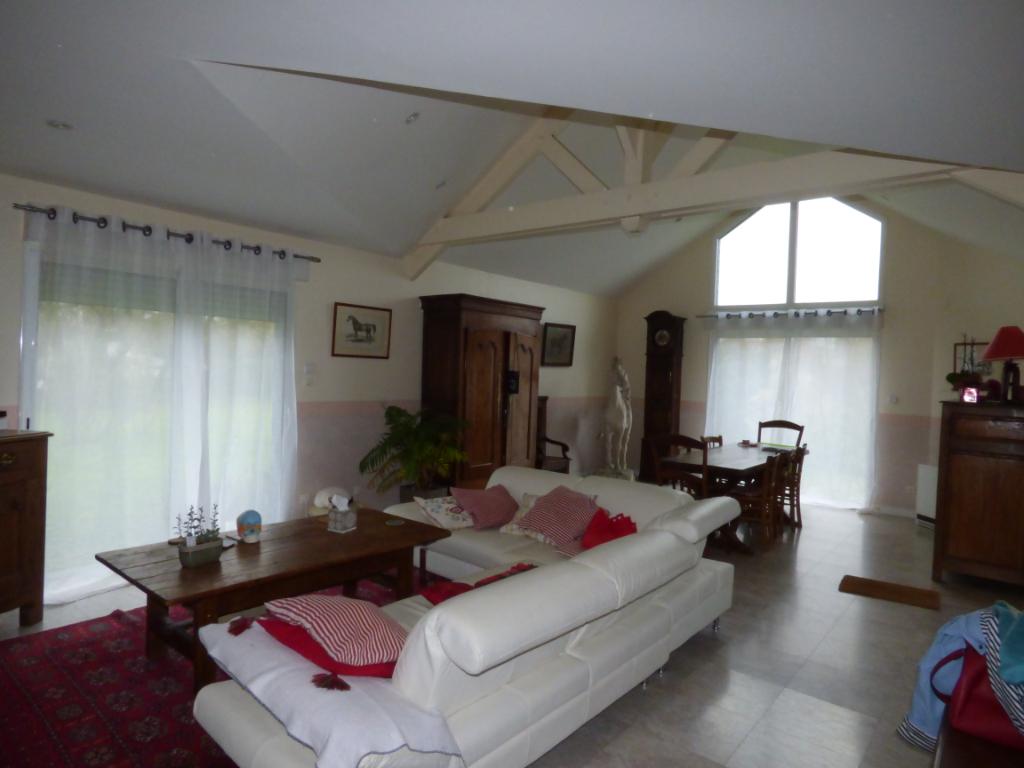 Maison en bois 10 Min nord de Sens de Bretagne 5 pièce(s) - 132.00 m2