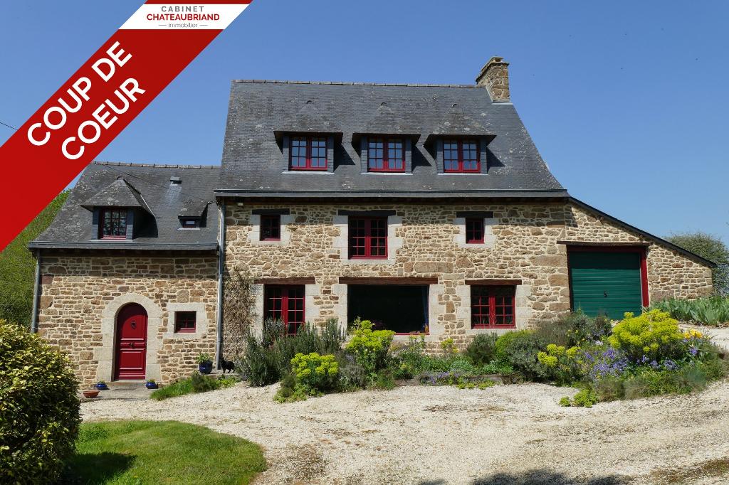 Maison 6 pièce(s) Sens de Bretagne