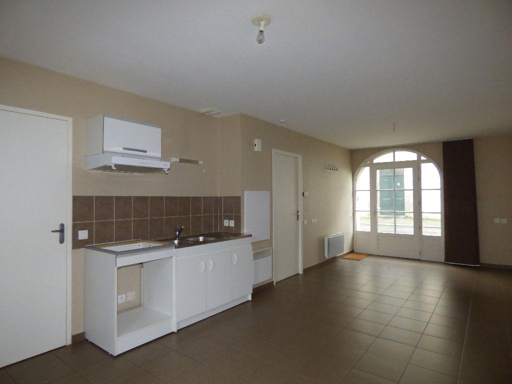 Appartement 2 pièce(s) de 47m2 - Dol de Bretagne