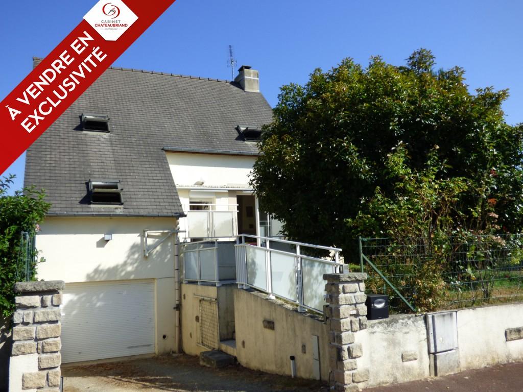 Maison Chateauneuf D Ille Et Vilaine 5 pièce(s) 112 m2
