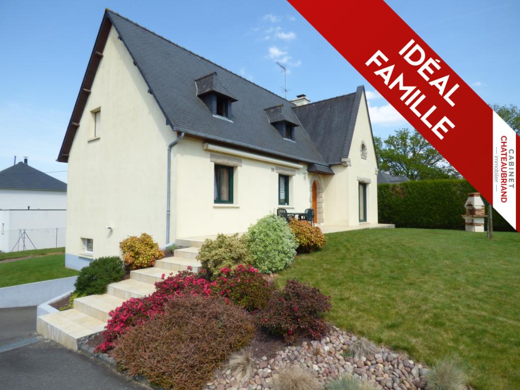 A vendre - 30 minutes de Rennes - Maison Sens De Bretagne 5 pièces - 4 chambres - 170 m2