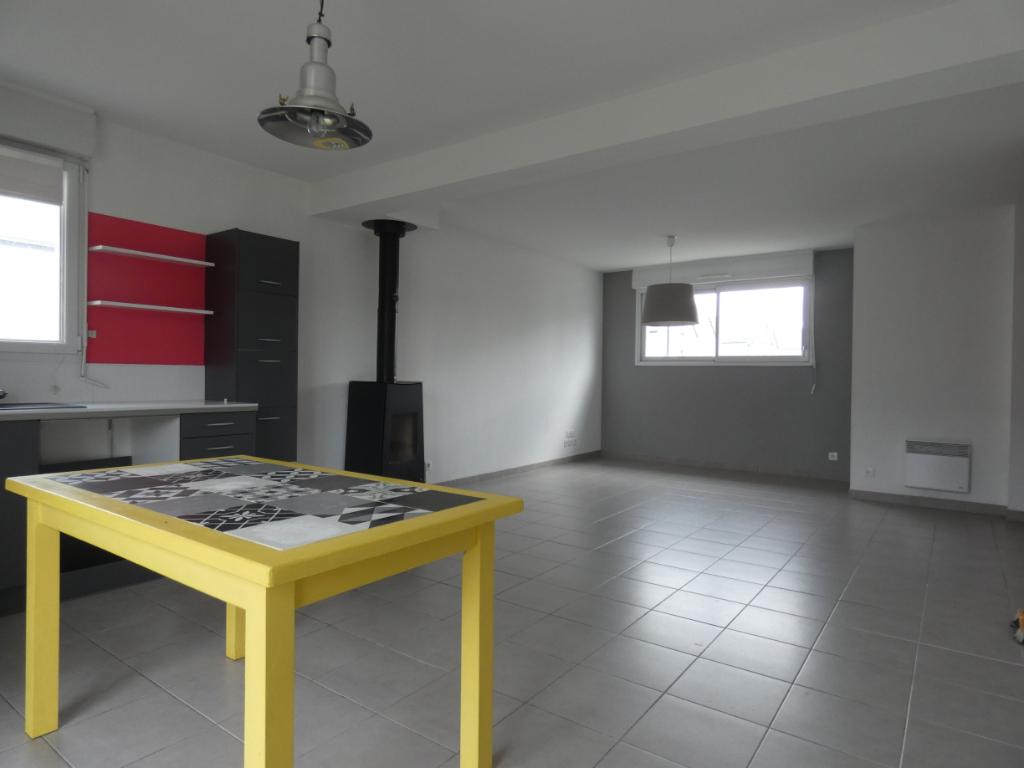 Maison récente, 4 chambres, Saint  Méloir des Ondes