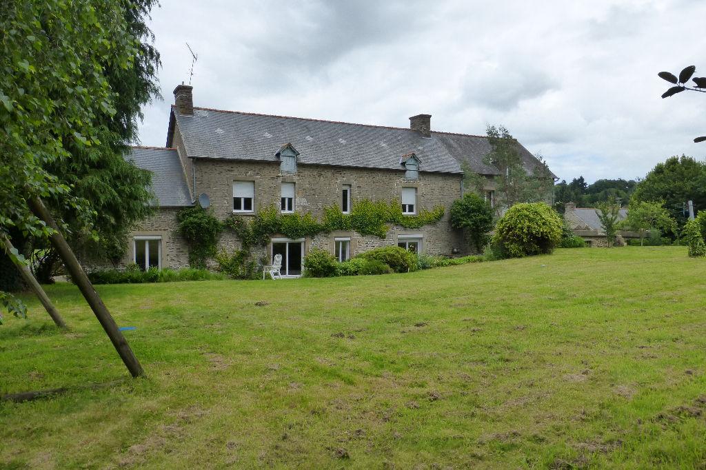 Maison à vendre Baguer Pican 7 pièces 5 chambres, 2433m²  de terrain