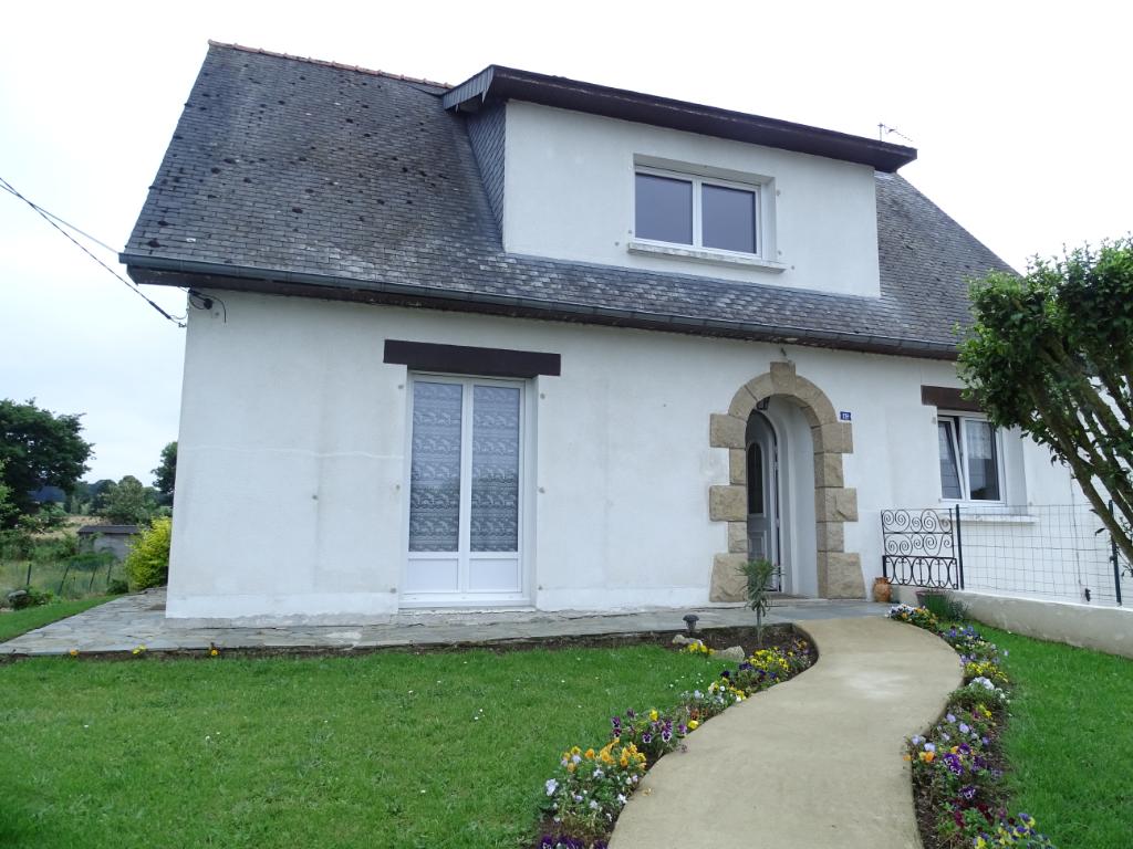 Maison sur sous-sol Antrain - 6 pièce(s) - 90.00 m2