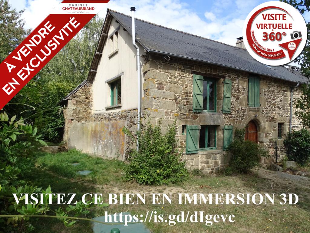 Maison de Caractère Bazouges La Perouse 6 pièce(s) 178 m2