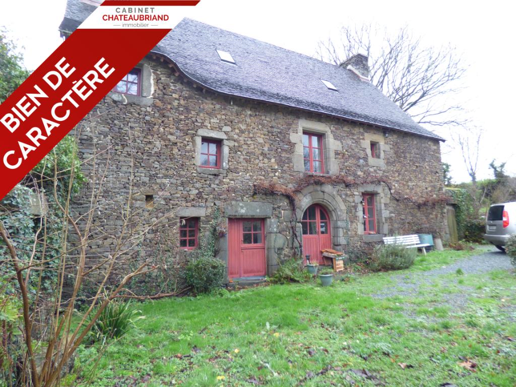 Maison à vendre PLERGUER (35540) 4 chambres , 218m² hab