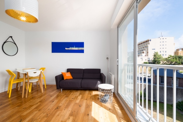 Appartement Dinard 1 pièce(s) 31 m2