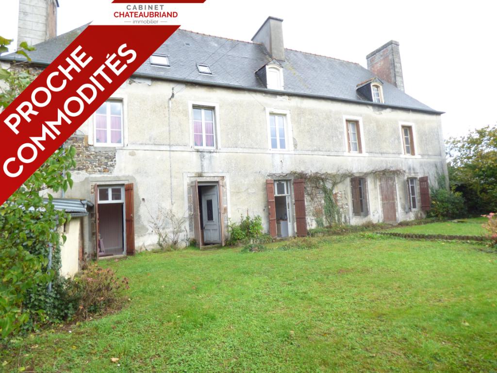 Appartement à vendre Dol De Bretagne 4 pièce(s) 106 m2