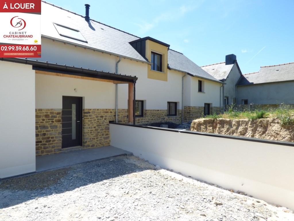 Maison Saint Aubin D Aubigne 5 pièce(s) 130 m2