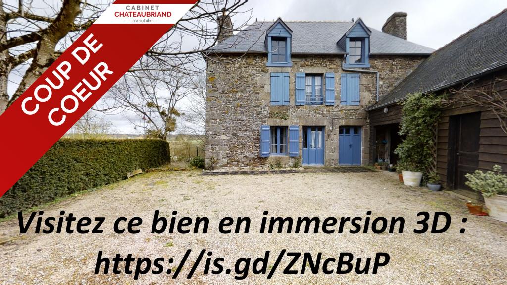 A 10 Min au Nord de Sens de Bretagne