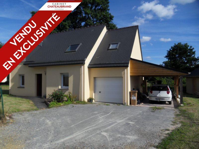 Maison Sens De Bretagne 7 pièce(s) 111 m2 714 m² terrain