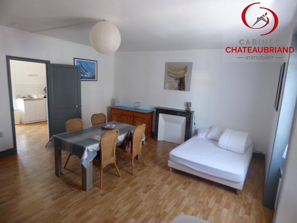 Appartement Saint Malo 1 pièce(s) 36.77 m2