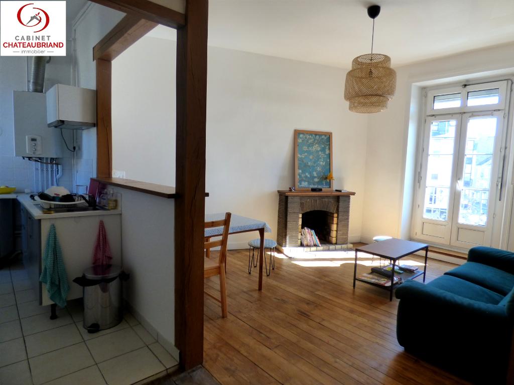 Appartement Saint Malo GARE 3 pièce(s) 55.76 m2