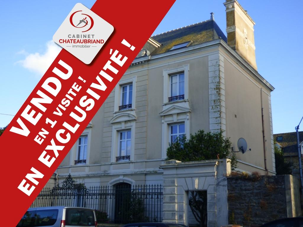 VENDU EN 1 VISITE - Appartement T2, Saint Servan,37m2, 5 minutes à pieds des commerces