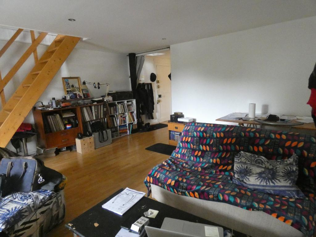 SOUS COMPROMIS- Appartement T2 de 47.16 m2 environ, Saint Servan, à 5 minutes à pieds des commerces