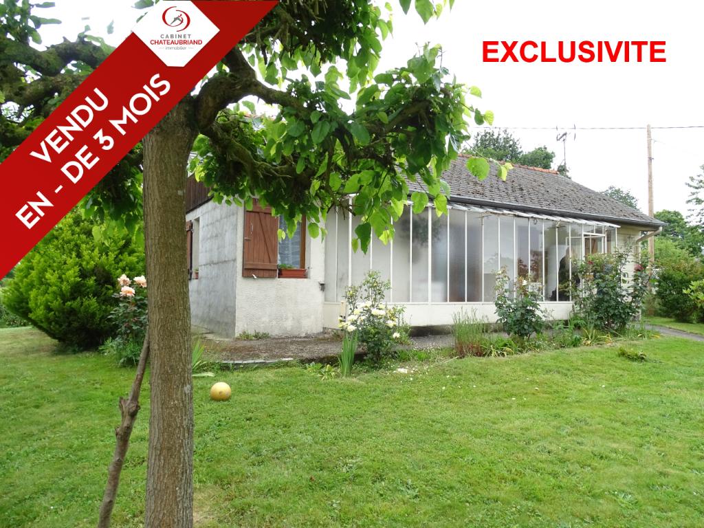 Maison Sens De Bretagne 3 pièce(s) 50 m2
