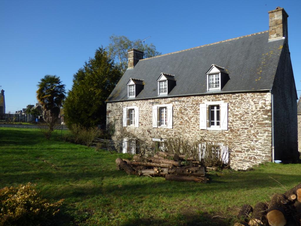 Maison de Maître - Saint Broladre - 7 chambres