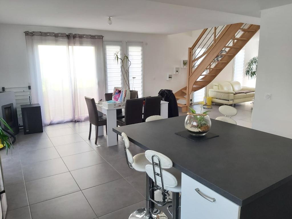 Maison de 132m2 récente de 2019, quartier Saint Ideuc,/Paramé.