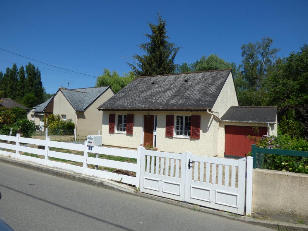 Maison plain-pied à vendre Dol De Bretagne 4 pièce(s) 79 m2,