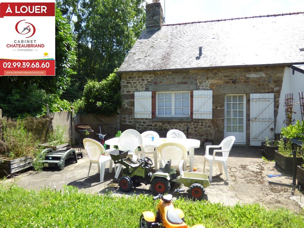 Maison Vieux Vy Sur Couesnon 4 pièce(s) 95 m2