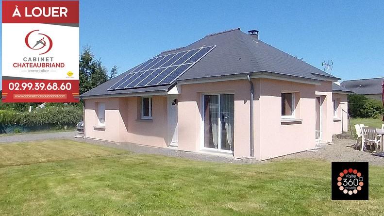 Maison Chauvigne 4 pièce(s) 104 m2