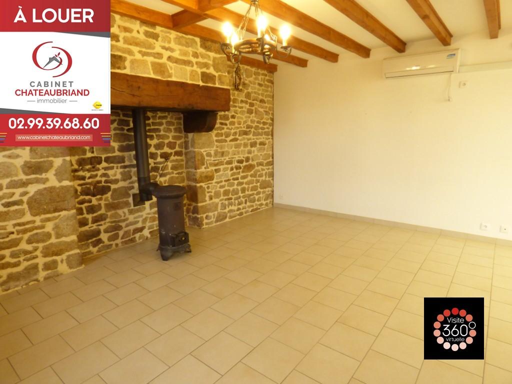 Maison Vieux Vy Sur Couesnon 3 pièce(s) 62 m2