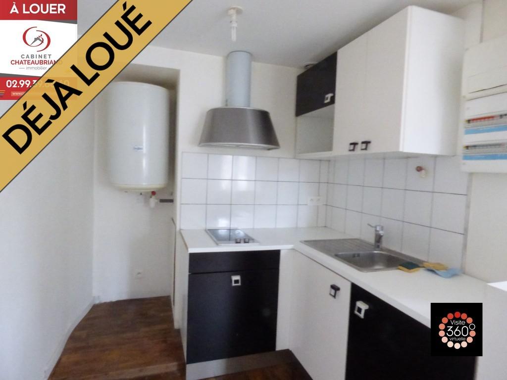 Appartement Sens De Bretagne 3 pièce(s) 40 m2