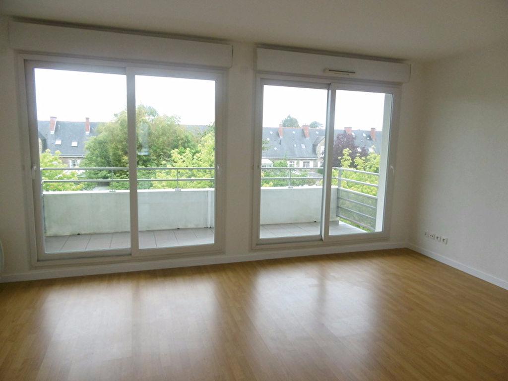 A louer Nantes RP de Paris 44, appartement T4, 3 chambres