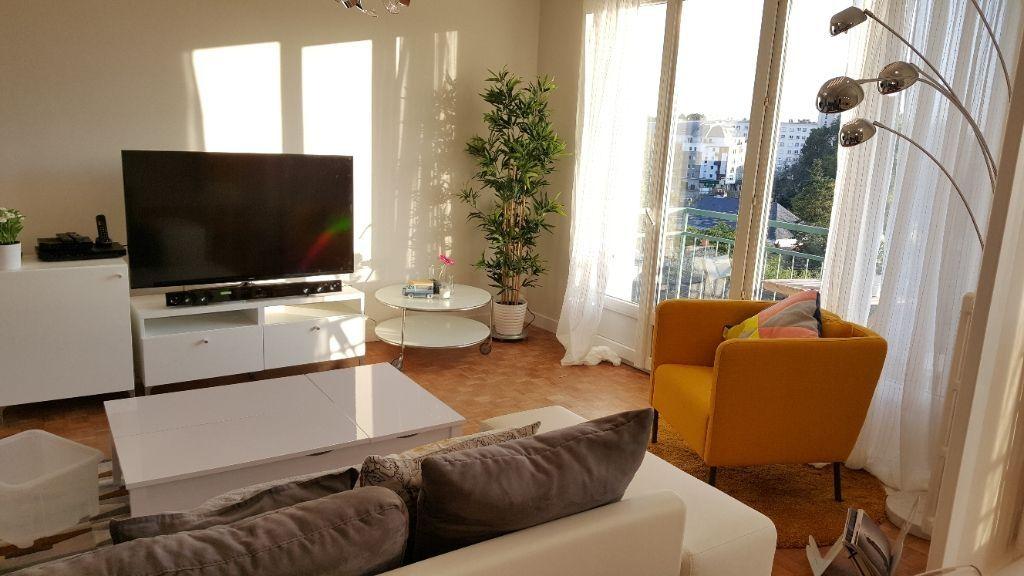 Appartement Nantes Tortière proche Erdre 3 pièce(s) 70.03 m2