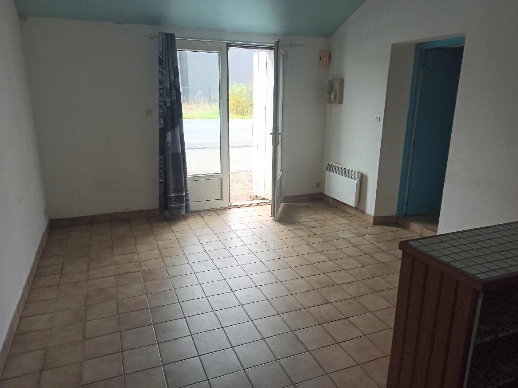A louer Carquefou (44), maison T3 d'environ 50 m², 2 chambres