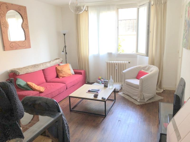 A louer Nantes St Pasquier 44, appartement T2, 1 chambre