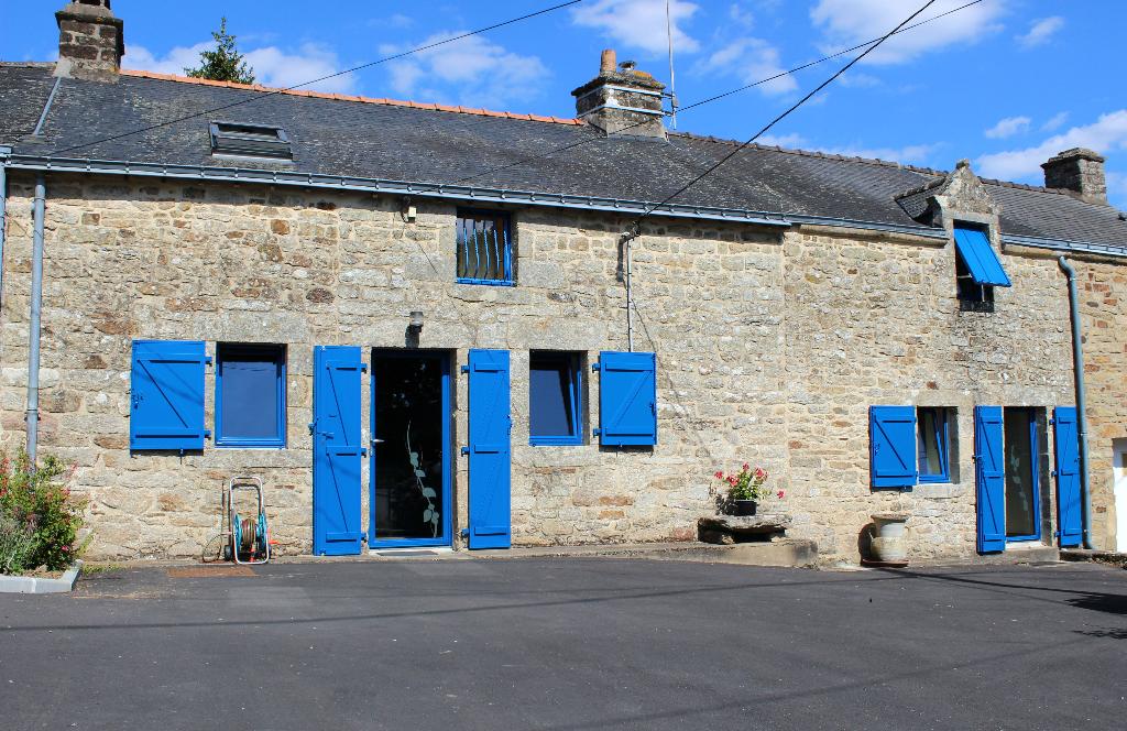 Maison de Pays à 2 Km des bords de La Vilaine