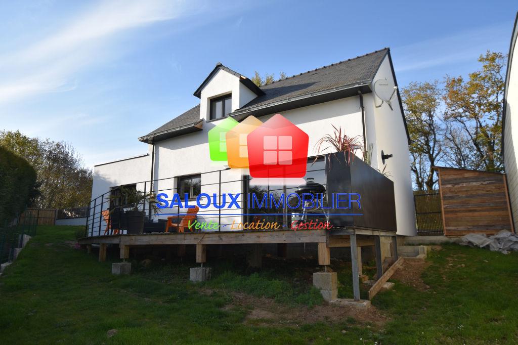 MUZILLAC -  Maison ossature bois T4 de 64 m²