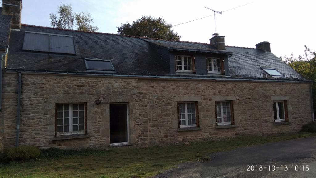 A VENDRE - Maison pierre à Peaule - T5