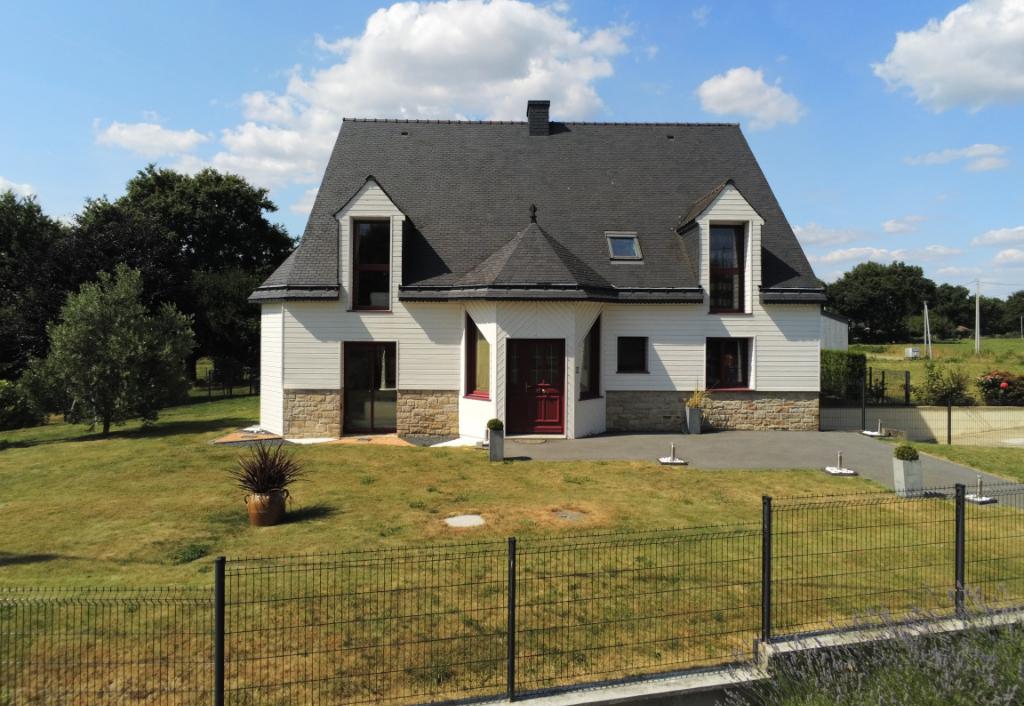 Maison T5 de 188 m²- Le Guerno
