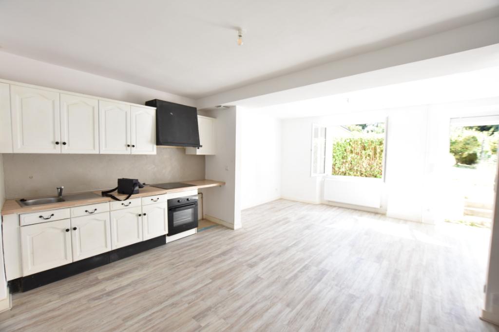 Muzillac - Maison T3 de 70 m² - garage - jardin