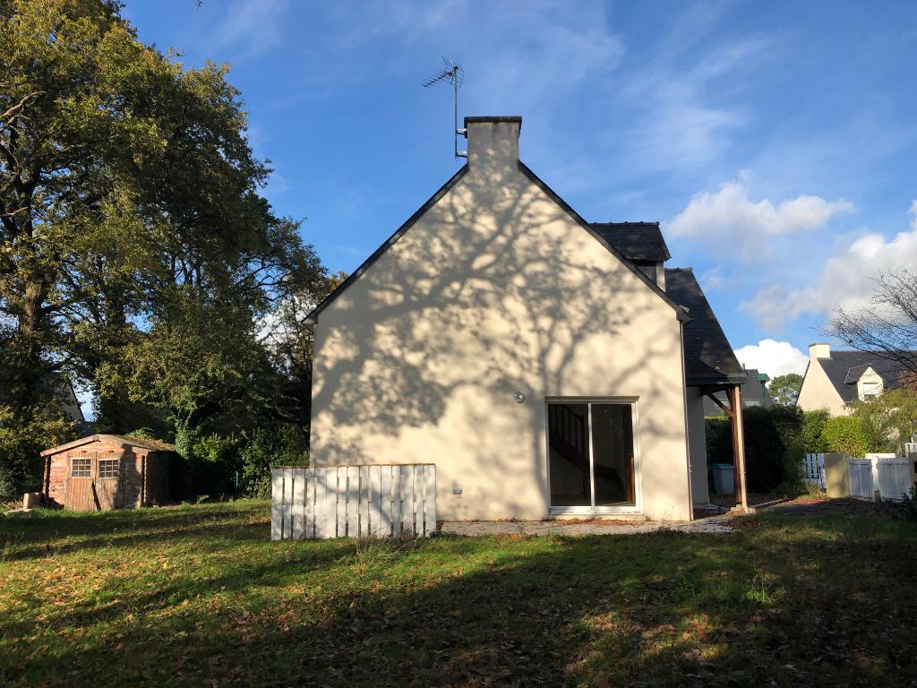 Maison T4 sur 531 m² de terrain