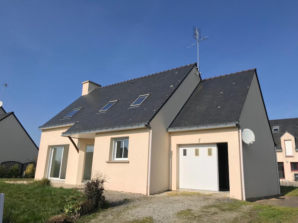 Maison Muzillac T5 de 100m²