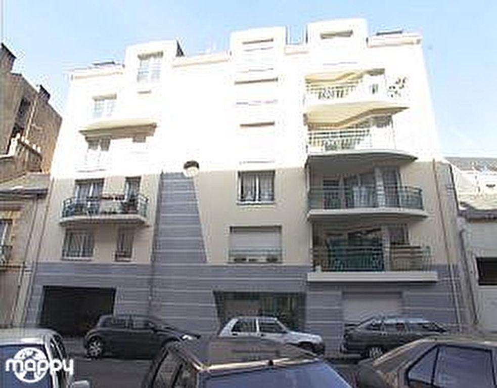 VIARME - Appartement Nantes 1 pièce(s) 21.86 m2