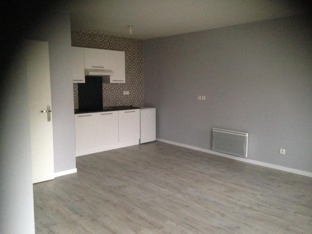 Appartement  2 pièce(s) 45.08 m2 secteur gare maritime