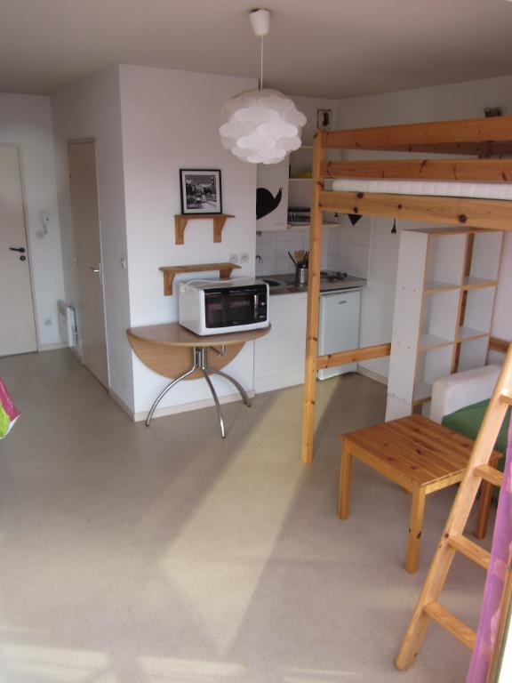 Studio meublé - Proche Erdre
