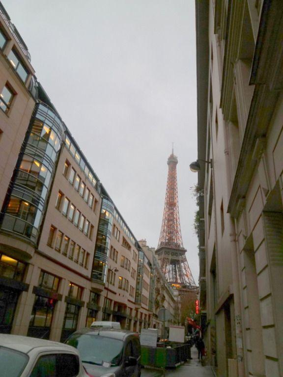 Au pied de la Tour Eiffel  Paris 7° Appartement 2 pièce(s) 33 m2