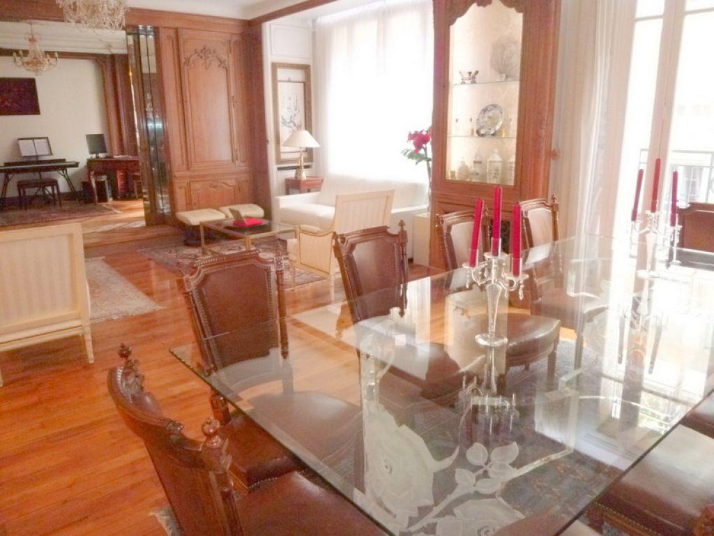 Etoile Foch Paris 16° Appartement  5 pièce(s) 133 m2
