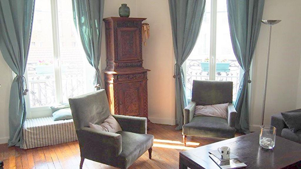 Appartement Levallois Perret 4 pièce(s) 72 m2
