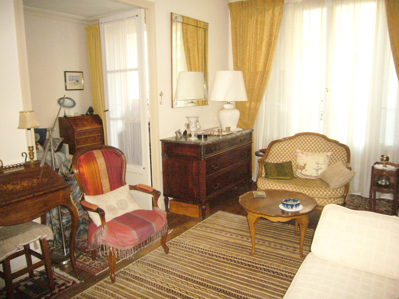Porte d'Auteuil, Appartement  2 pièce(s) 50 m2