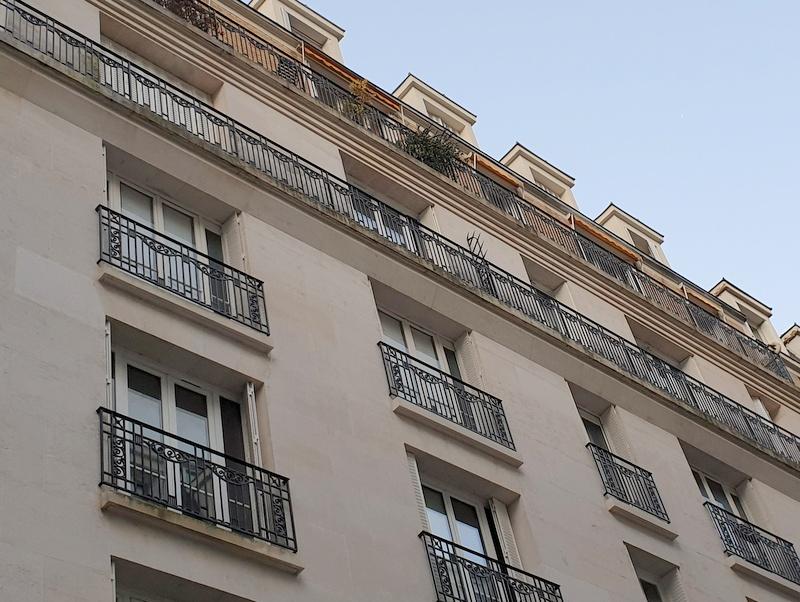 Porte d'Auteuil Appartement  3 pièce(s) 64 m2