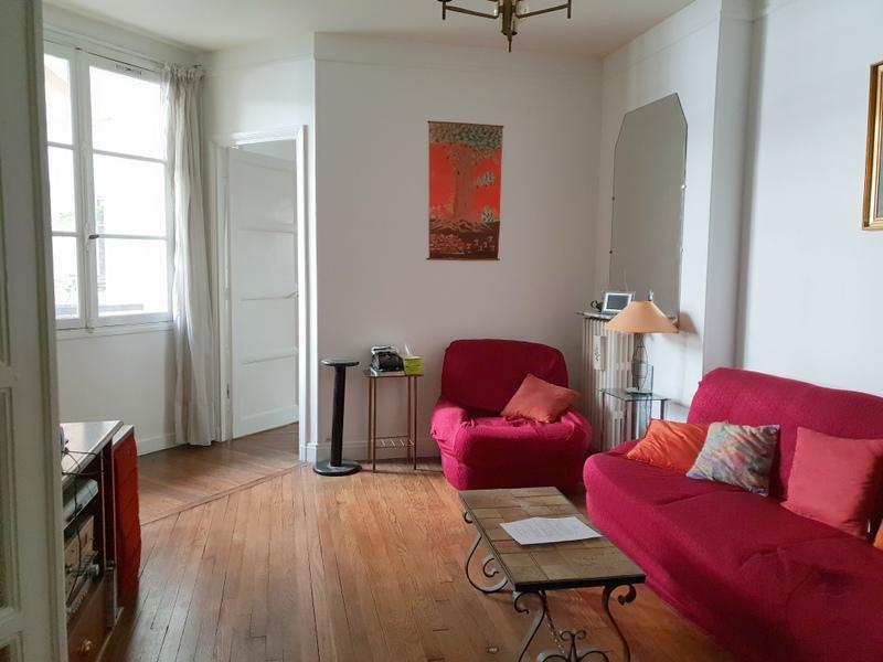 Rue d'Auteuil Appartement  4 pièce(s) 92 m2