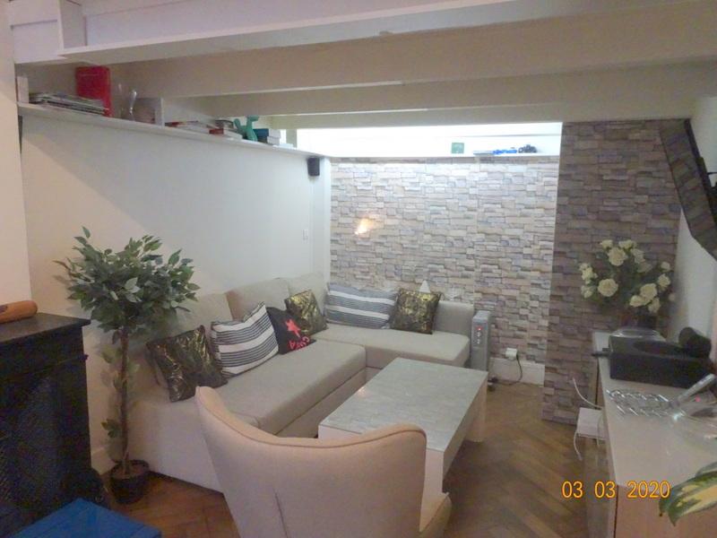Levallois SO OUEST Appartement  3 pièce(s) 30 m2 + gde mezzanine